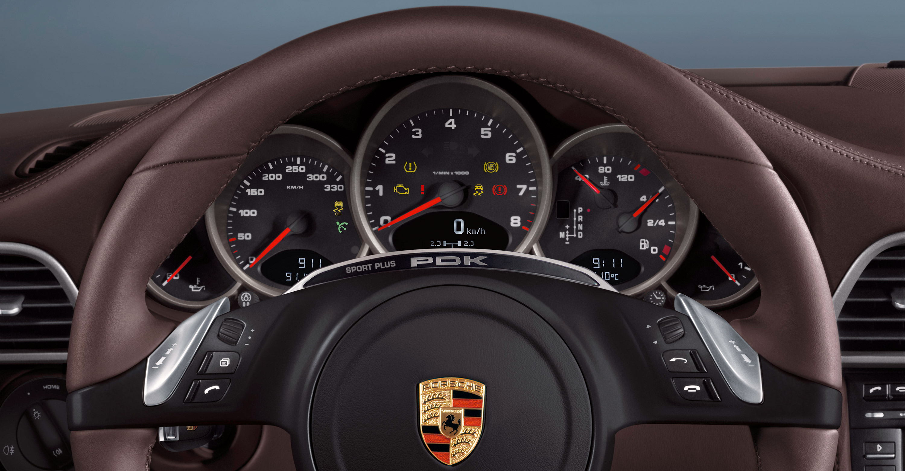 2011 Porsche 911 carrera 4 GTS - Interior, Dashboard
