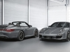 2011 Porsche 911 carrera 4 GTS - Front and rear view
