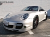 2011 silver Porsche 911 Turbo wallpapers