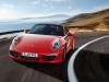 2012 Porsche 911 Carrera Cabriolet - Front angle view