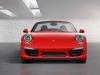 2012 Porsche 911 Carrera Cabriolet - Front view