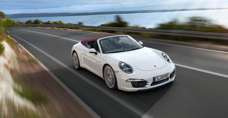 2012 white porsche 911 carrera s cabriolet wallpapers - Porsche 911 carrera s wallpaper ...