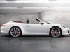 2012 Porsche 911 Carrera S Cabriolet - Side view