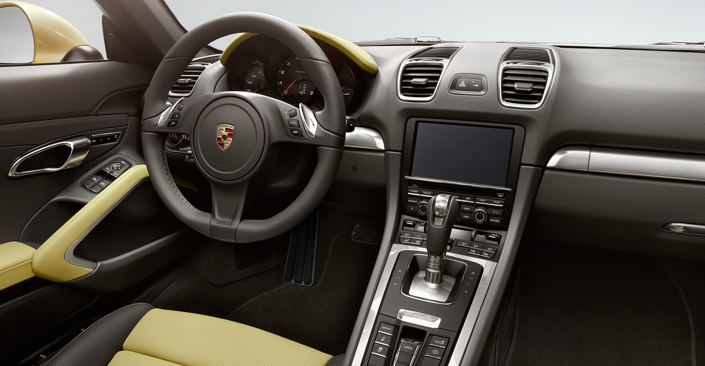 2012 Porsche Boxster - Black Interior
