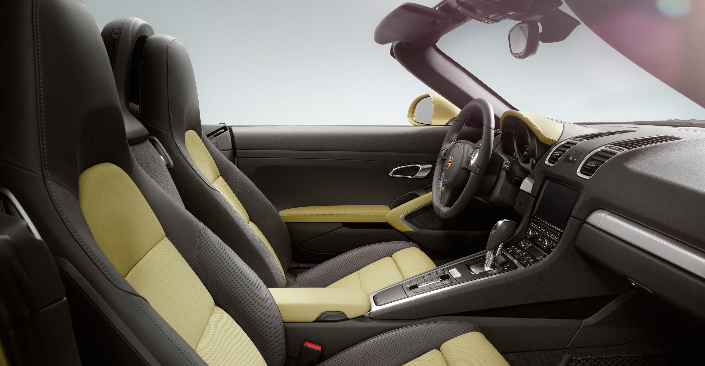 2012 Porsche Boxster - Interior