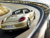 2012 Porsche Boxster - Rear angle view