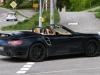 2013 Porsche 911 Turbo Cabriolet :Porsche spy shots