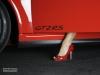 Porsche 911 GT2 RS and Car girl