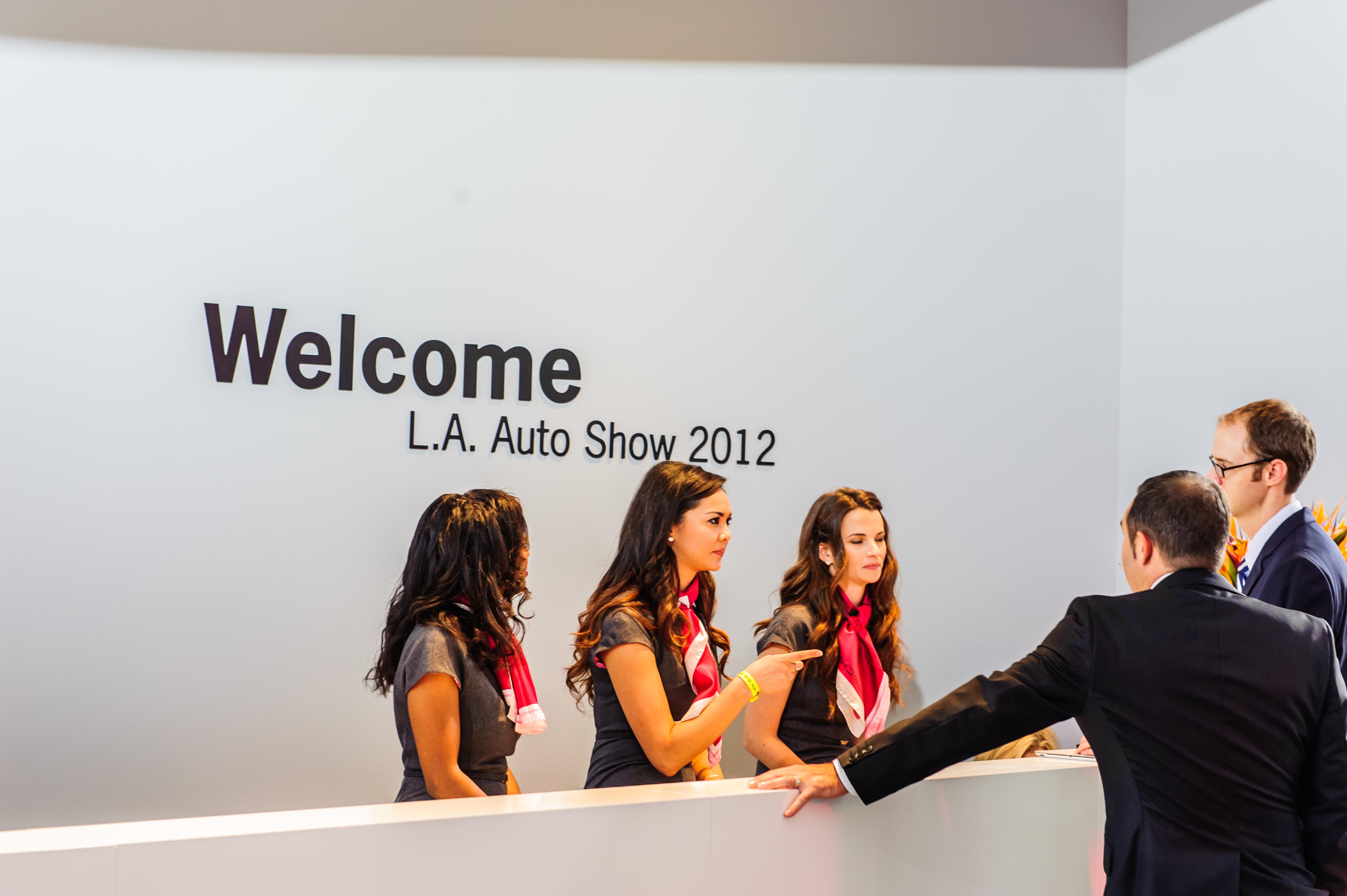 2012 L.A. Auto Show by lexster05