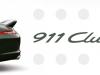 Limited edition Porsche 911 Club Coupe