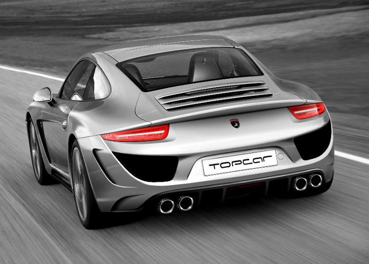 New Porsche 911 (Porsche 991) by TopCar Tuning