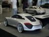 Porsche concept: scale model Porsche 911