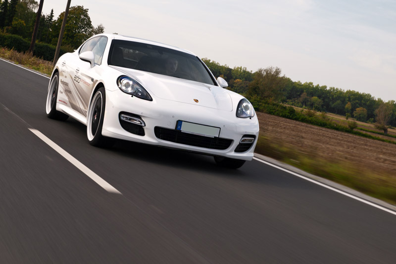 Porsche Panamera Turbo S from EDO Porsche Tuning
