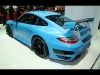 Blue Techart Porsche GTStreet RS