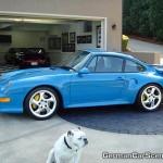Jerry Seinfeld's Porsche 911