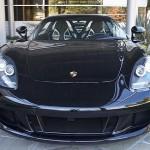 Jerry Seinfeld's Porsche Carrera GT Front view