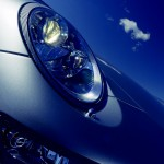 Porsche 997 911 Carrera C4S wallpaper Front light