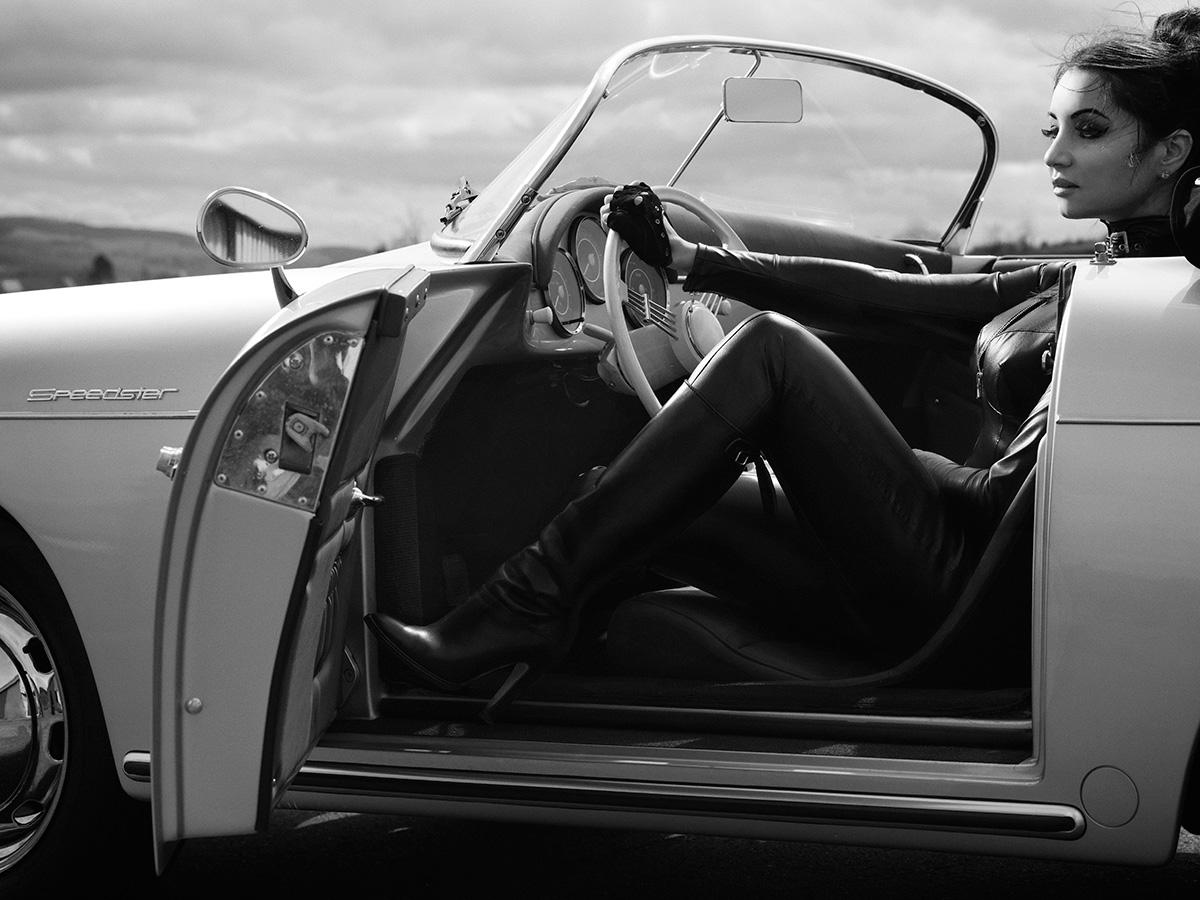 Porsche Amp Car Girls Wallpapers