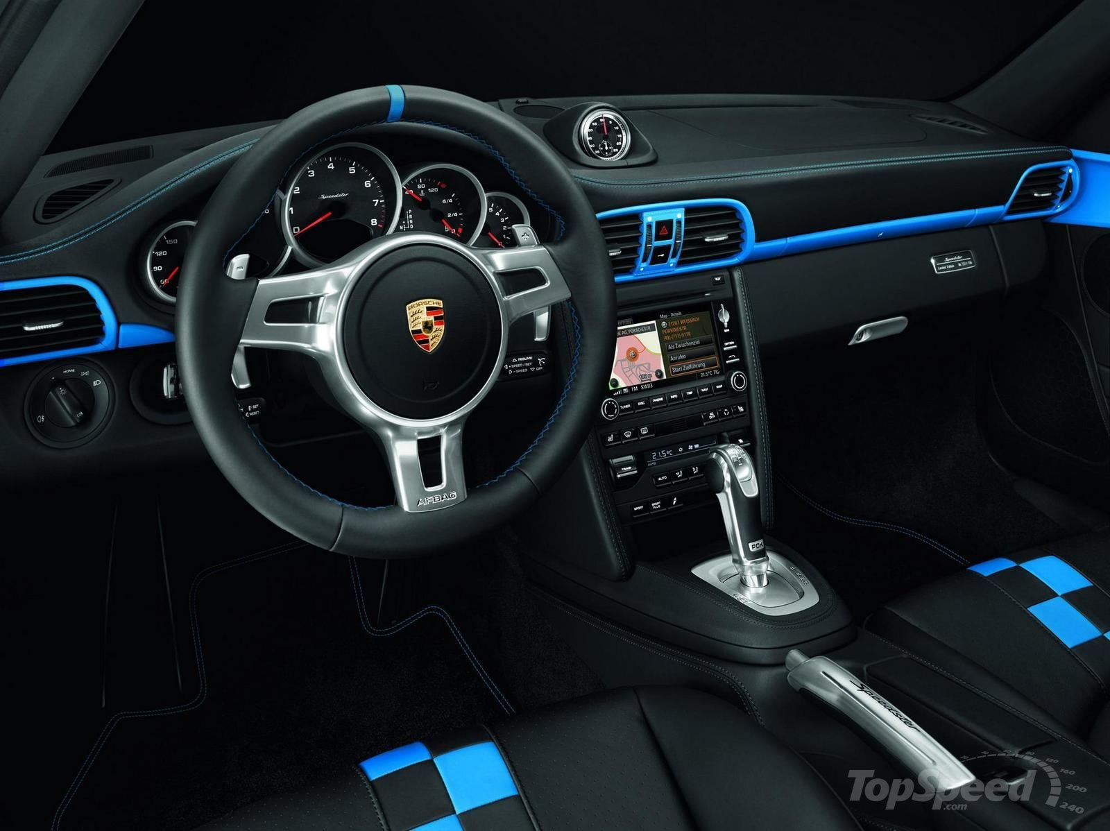 2010 Porsche 911 Speedster Wallpapers