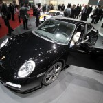 2011 Geneva Motor Show Porsche 911 Carrera Black Edition