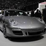 2011 Geneva Motor Show Porsche 911 Carrera GTS