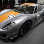 2011 Geneva Motor Show Porsche 918 RSR
