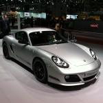 2011 Geneva Motor Show Porsche Boxster Cayman R