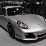 2011 Geneva Motor Show Porsche Cayman R