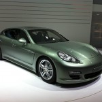 2011 Geneva Motor Show Porsche Panamera S Hybrid