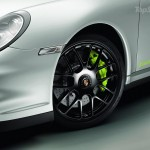 2011 Porsche 911 Turbo Edition 918 spyder Front wheel