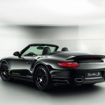 2011 Porsche 911 Turbo Edition 918 spyder Black