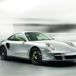 2011 Porsche 911 Turbo Edition 918 spyder Coupe