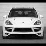 2011 TopCar Porsche Cayenne Vantage GTR-2 Front 1280x960