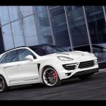2011 TopCar Porsche Cayenne Vantage GTR-2 Front And Side Tilt 1280x960