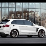 2011 TopCar Porsche Cayenne Vantage GTR-2 Rear And Side 1280x960