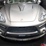 2011 Porsche Cayenne FAB Design in Geneva Motor Show Front view