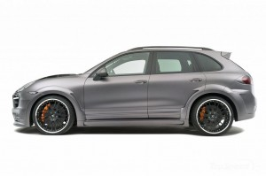 2011 Porsche Cayenne Guardian by Hamann