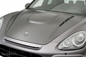 2011 Porsche Cayenne Guardian by Hamann Hood