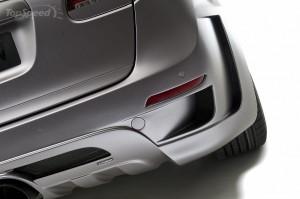 2011 Porsche Cayenne Guardian by Hamann Rear bumper
