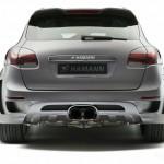 2011 Porsche Cayenne Guardian by Hamann Rear view
