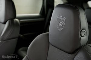 2011 Porsche Cayenne Guardian by Hamann Interior Seats