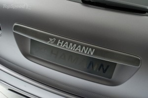 2011 Porsche Cayenne Guardian by Hamann Interior