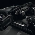 2011 Porsche 911 Black edition Interior