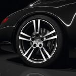 2011 Porsche 911 Black edition Wheel