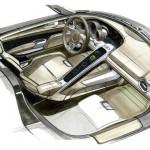 2011 Porsche 918 Spyder Hybrid Interior