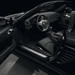 2012 Porsche Boxster S Black Edition Interior