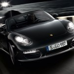 2012 Porsche Boxster S Black Edition Front view