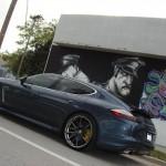 JC Romero Porsche Panamera Turbo