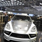 2011 Mansory Porsche Cayenne Turbo Front view