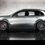 2011 Mansory Porsche Cayenne Turbo Side view